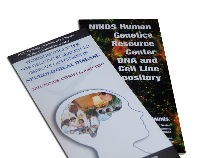 Coriell Institute Brochure
